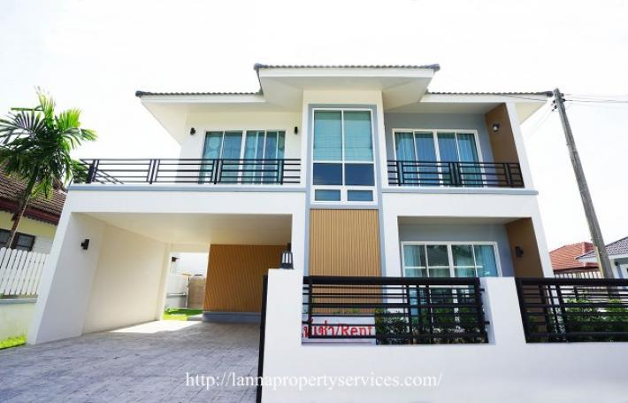Luxury newly furnished house 3 bedroom for rent in Kad Farang.